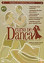 Curso De Danca 1-Samba De Gafieira/Forro