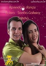 APRENDA BOLERO, SAMBA DE GAFIEIRA E SOLTINHO