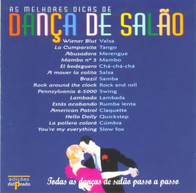 CD as melhores dicas de dança de salão - Delprado