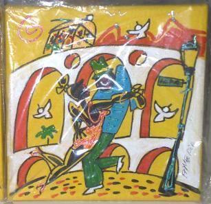 Dançarinos de samba de gafieira (2)