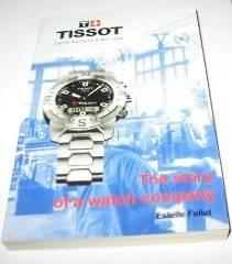 Livro Relógio Tissot Raro - Romance Com a História da Marca